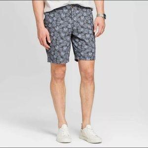 "NWT Goodfellow & Co Cotton Linden 9"" Shorts 38"